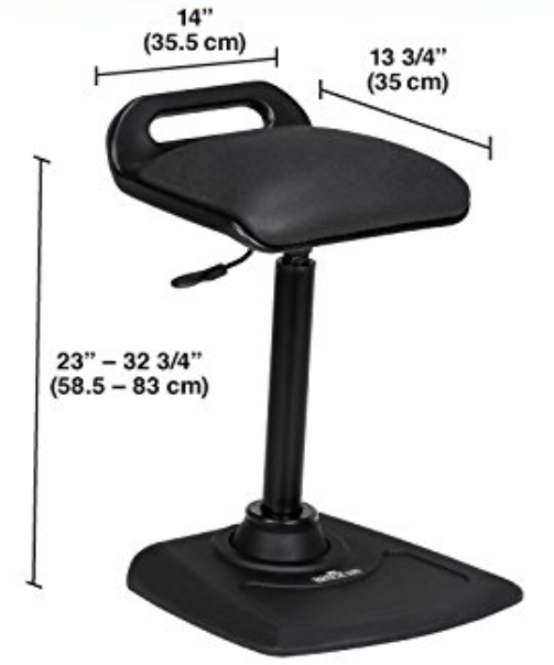 Strange 2019 Review Best Ergonomic Stools For Sitting Standing Uwap Interior Chair Design Uwaporg