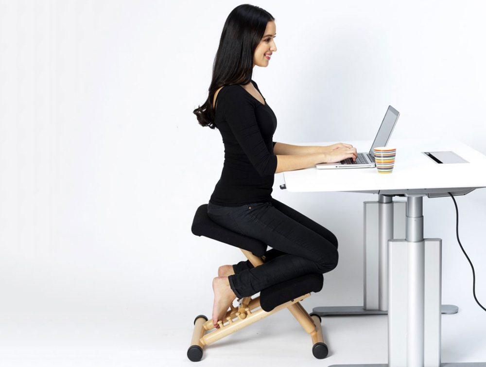 6 Ergonomic Kneeling Chairs That Are Fantastic For Posture