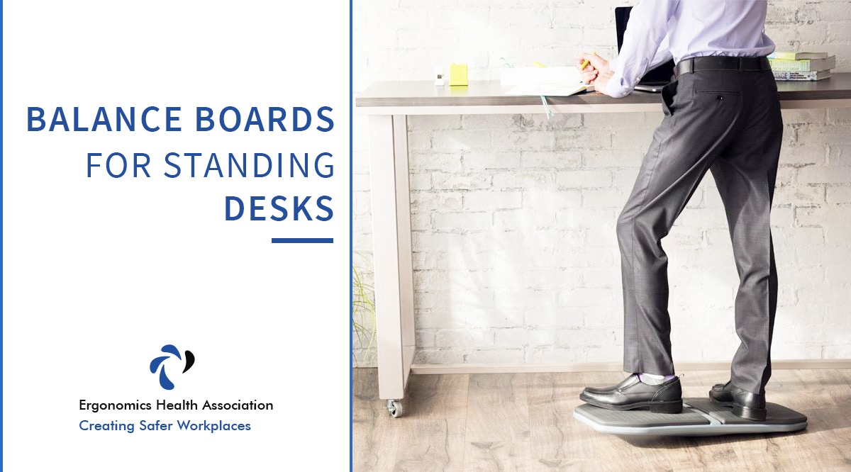 The Best Balance Boards For Your Standing Desk 2019 Review