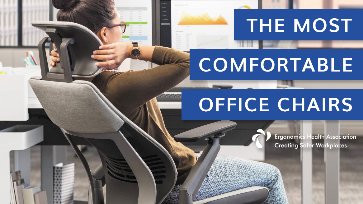 The 9 Most Comfortable Office Chairs